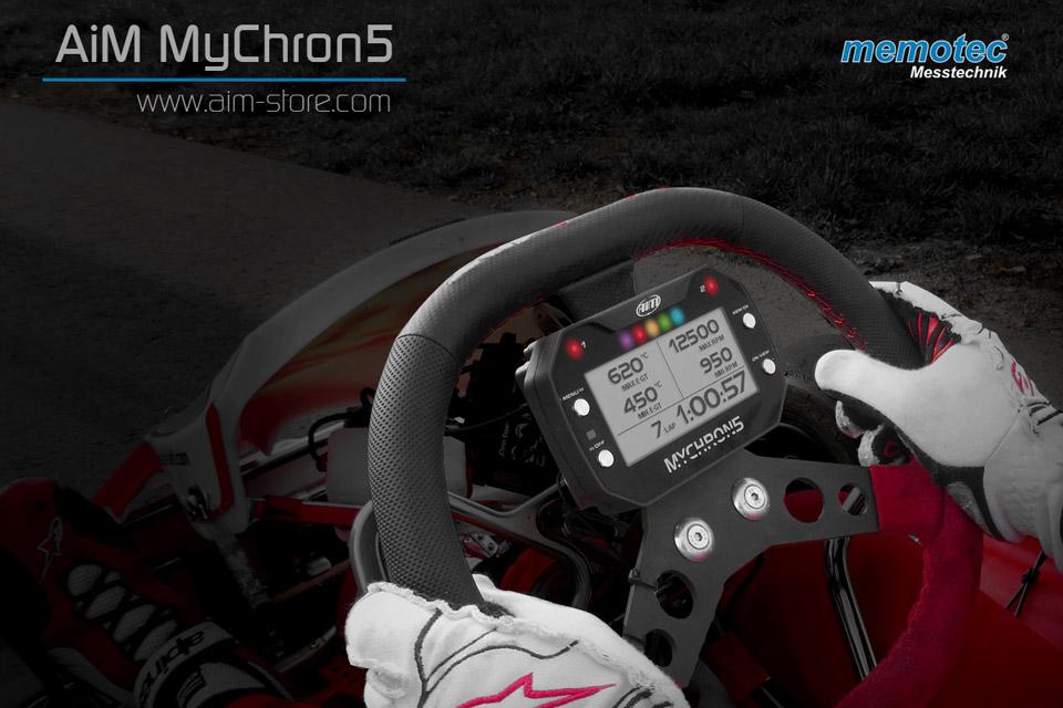 AiM MyChron5 jetzt lieferbar