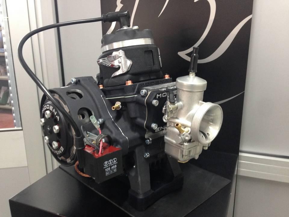 SRP Racing präsentiert neuen Modena MKZ Motor