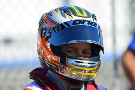 Niklas Krütten startet 2016 für Ricky Flynn Motorsport