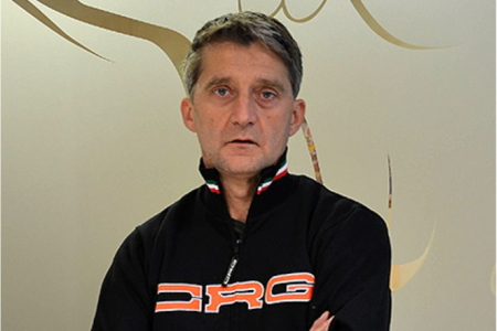 Dino Chiesa wird CRG-Teamchef