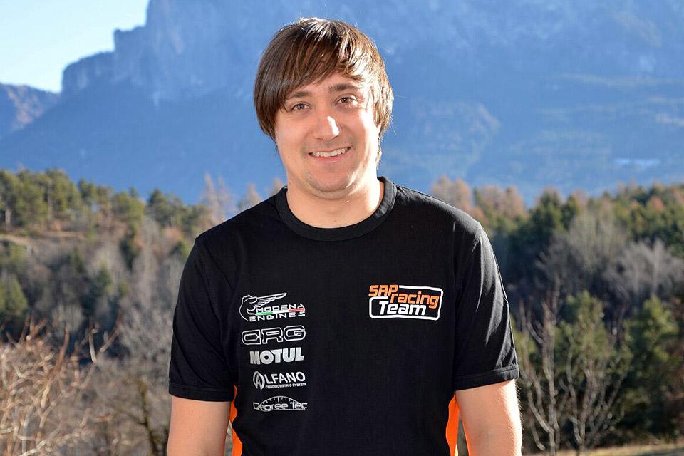 Fabian Federer startet bei SRP Racing