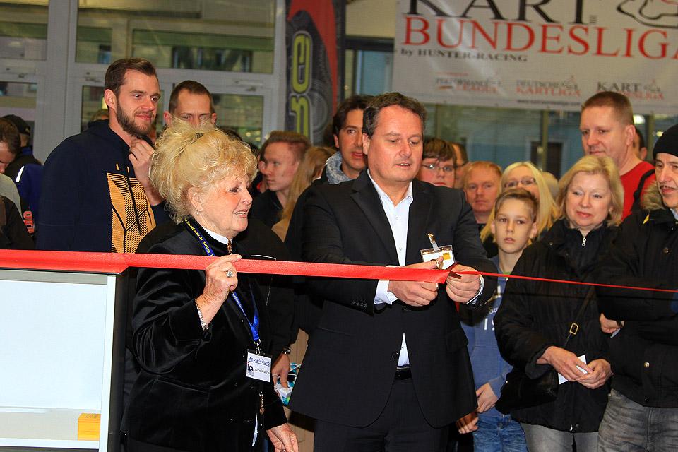 Kartmesse in Offenbach eröffnet