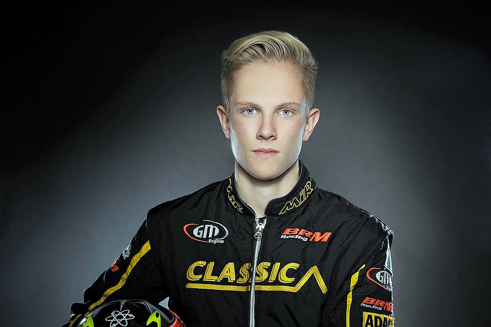 Luca Köster hat 2016 Großes vor