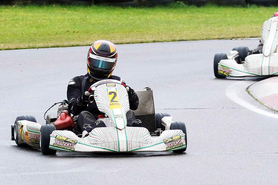 Erfolgreicher Teamtest Wochenende von RMW Motorsport