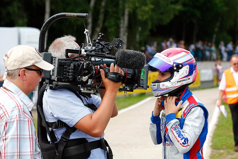 """Kartfahrer im Mittelpunkt der TV-Doku """"Pole Position"""""""