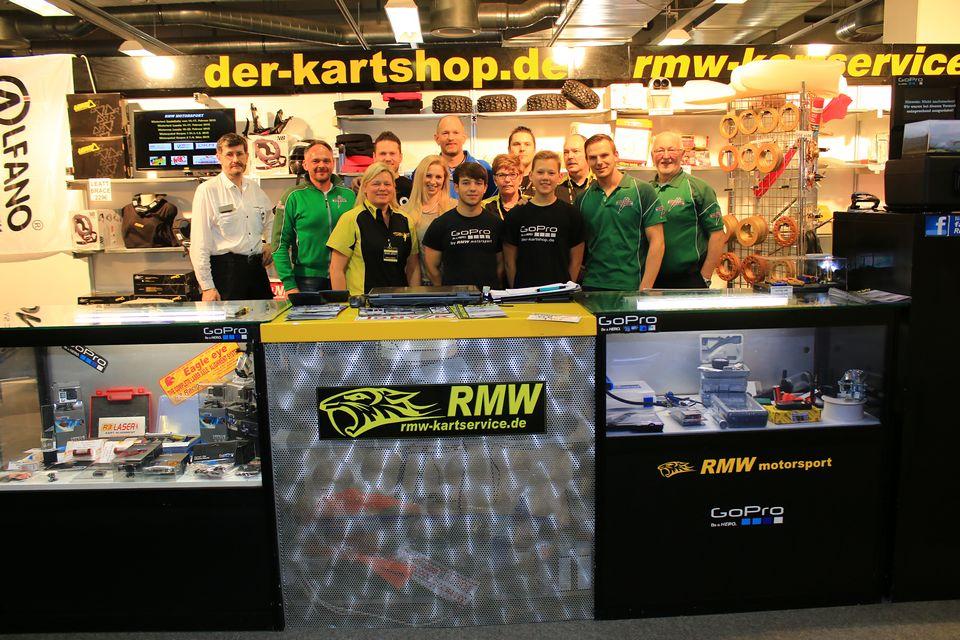 RMW präsentiert OTK-Produkte in Offenbach