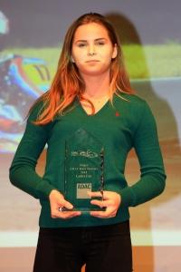 Patricija Stalidzane gewinnt den Ladies Cup