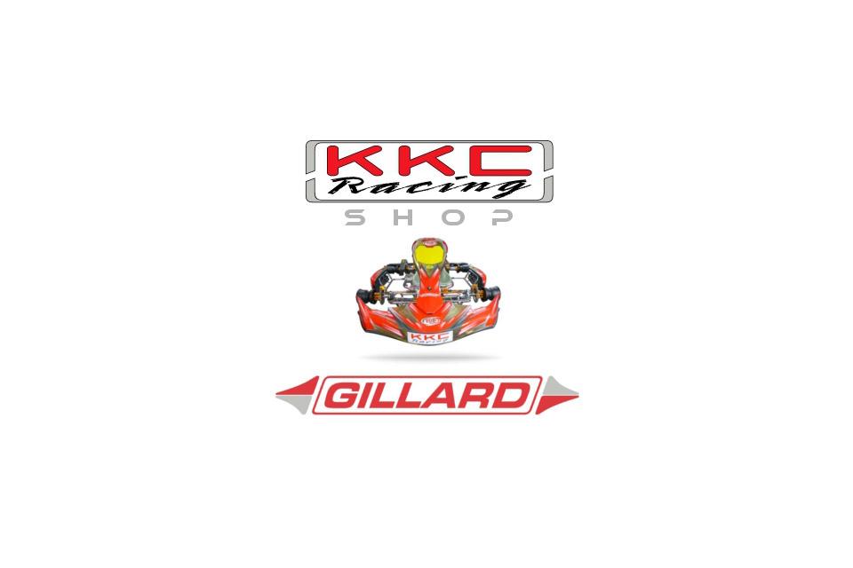 KKC Racing: Gillard-Import für Österreich und Schweiz