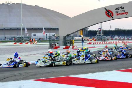 WSK Champions Cup mit starker deutscher Beteiligung