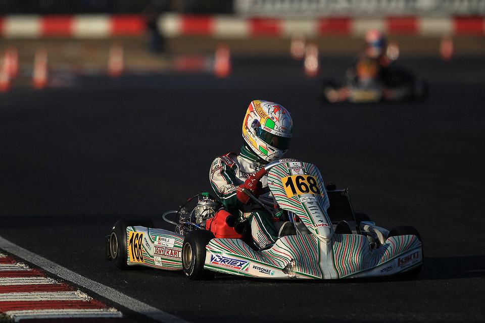 KSM Racing Team in den Top-Ten
