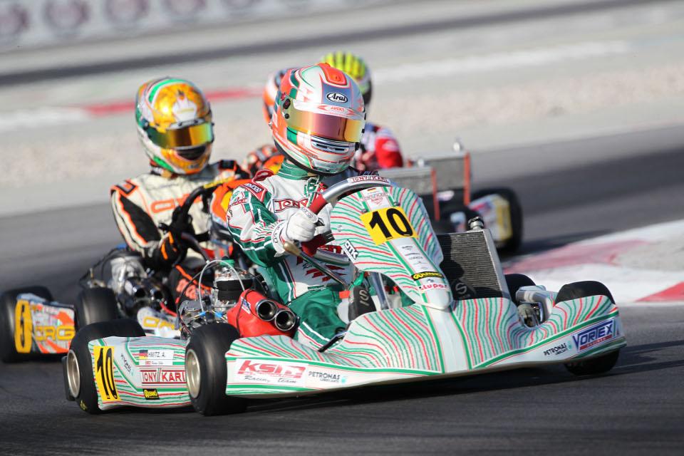 Guter Auftakt für KSM Racing Team beim WSK Champions Cup