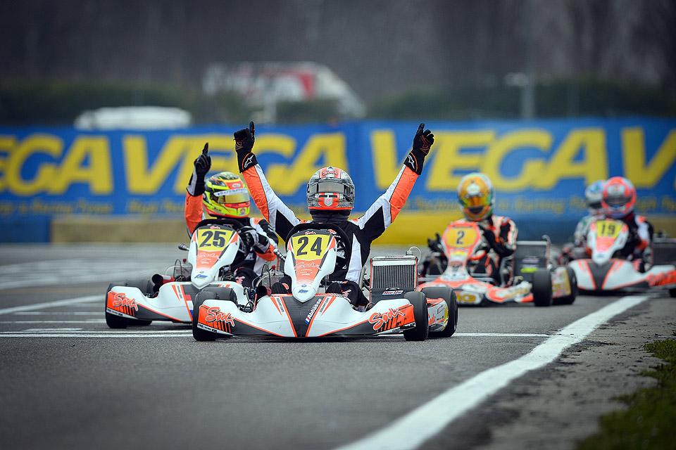 Grandioser Doppelsieg für Sodi Kart in Castelletto