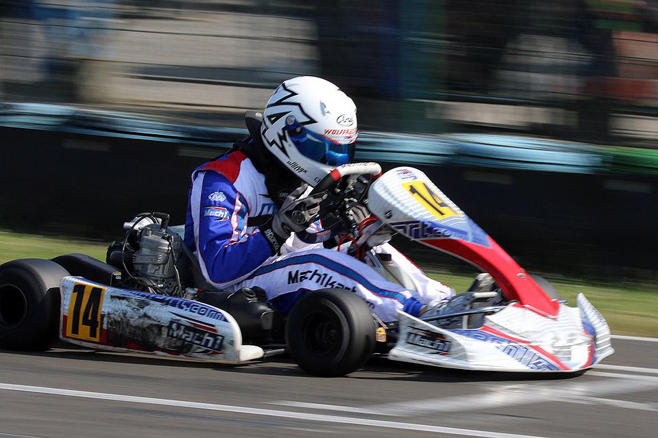 DS Kartsport veranstaltet Mach1-Testtage auf dem Hunsrückring