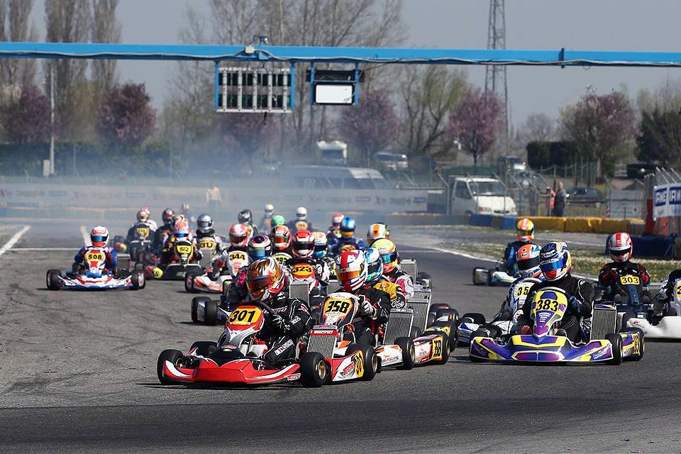 Deutscher Teamsieg bei X30 Challenge Europa in Castelletto