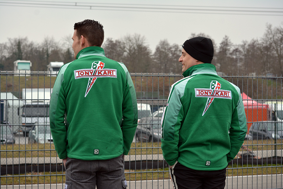 Kartsport-Klimm beim Saisonauftakt des RMKC/BWKC in Liedolsheim