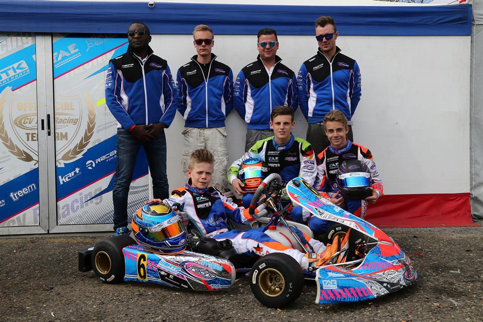 CV Racing glänzt mit Top-Zeiten in Castelletto
