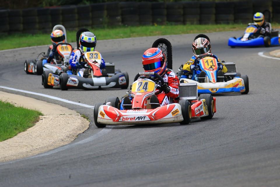 Solgat Motorsport startet mit Sieg in die RMKC-Saison