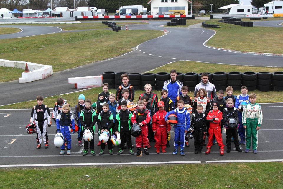 Erfolgreicher RMC-Kids Day in Wittgenborn