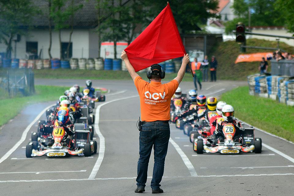 ACV Baden-Württemberg Kart-Cup geht in die zweite Runde