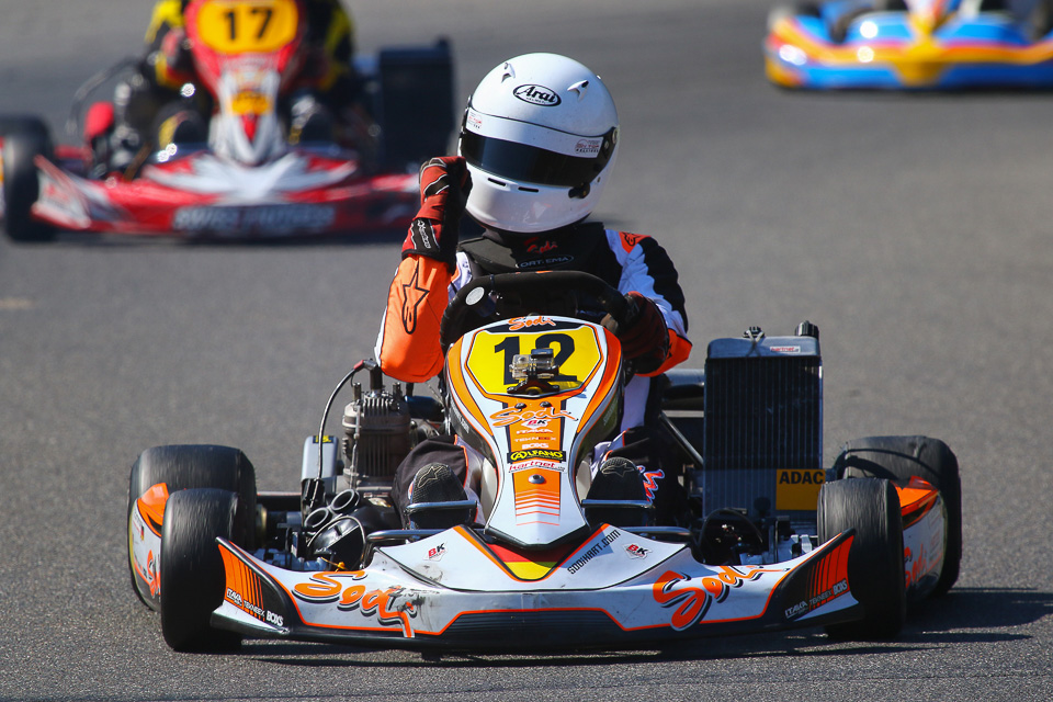 Guter Saisonstart für das Beule-Kart Racing Team