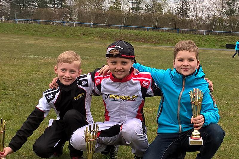 Doppelsieg und Podium für Meier-Motorsport in Lohsa