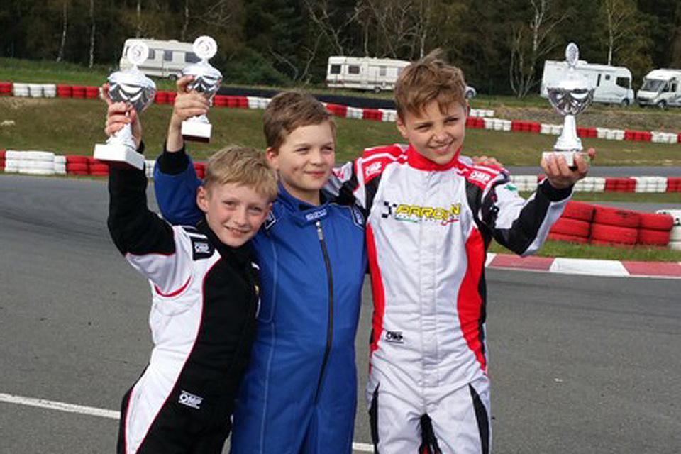 Meier-Motorsport mit Sieg und Podium in Embsen