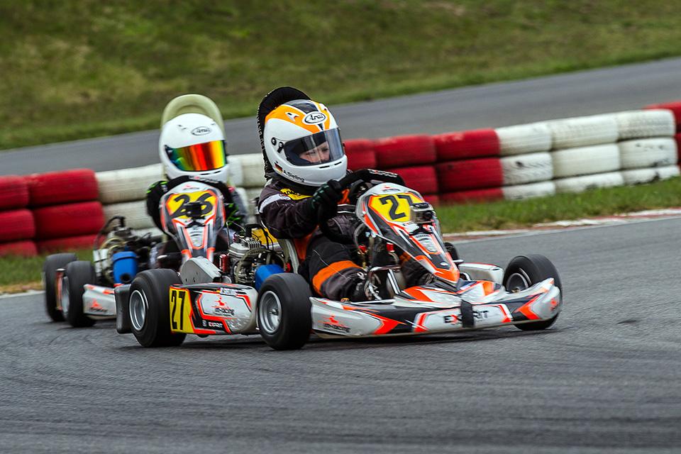 im-racing siegt beim NAKC-Auftakt in Embsen