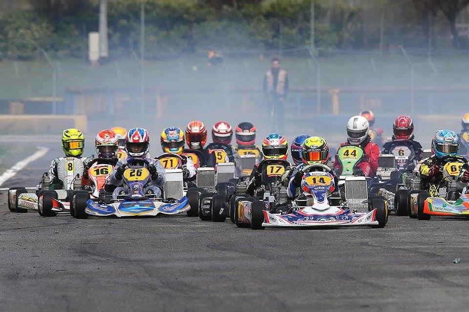 X30 Euro Series feiert Premiere am Wochenende