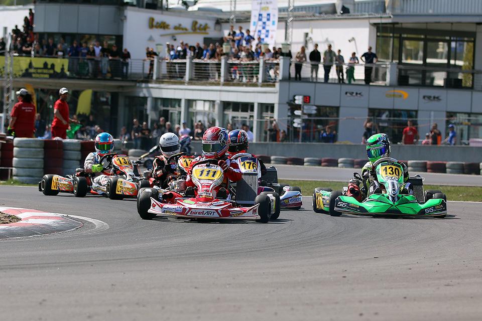 Solgat Motorsport überzeugt bei DKM-Auftakt in Wackersdorf
