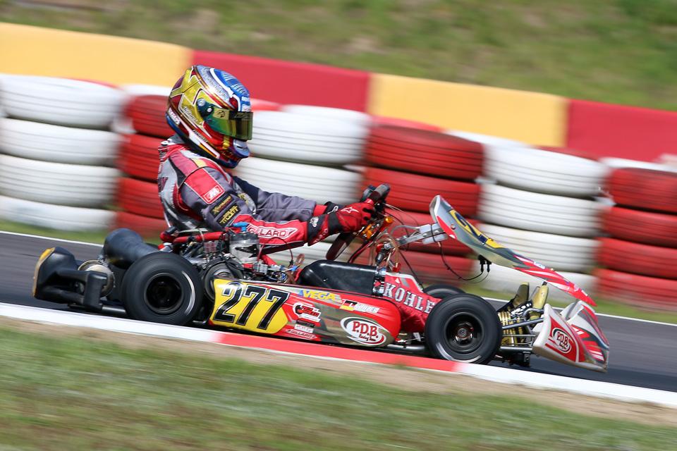 KKC Racing fährt in der Weltelite mit