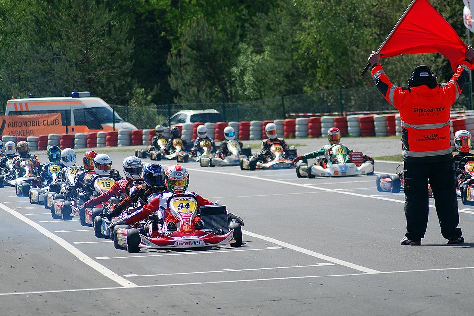 Spannende Rennen bei RMKC in Wackersdorf