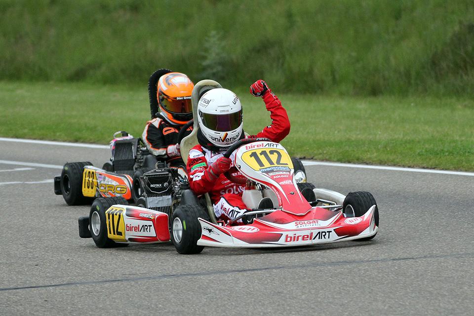 Solgat Motorsport auch bei der RMC in Genk schnell unterwegs