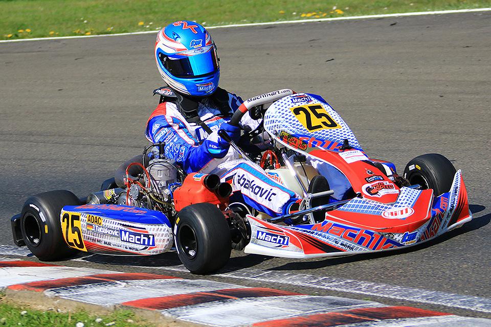 DS Kartsport mit hervorragenden Ergebnissen im ADAC Kart Cup