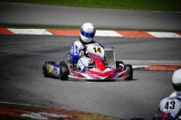 Mark Wolff startet stark in den ADAC Kart Cup