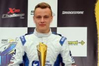ADAC Kart Masters: Dauenhauer baut Meisterschaftsführung aus