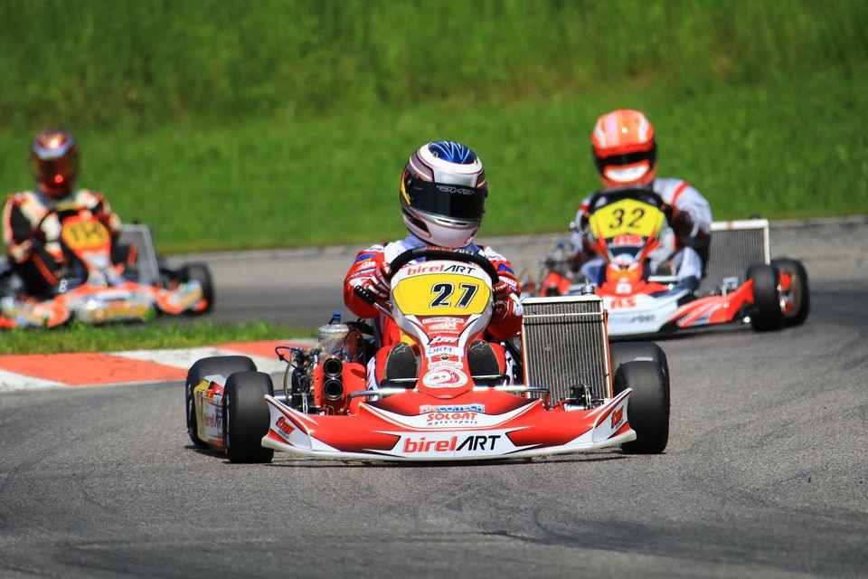 ADAC Kart Masters-Sieg für Solgat Motorsport