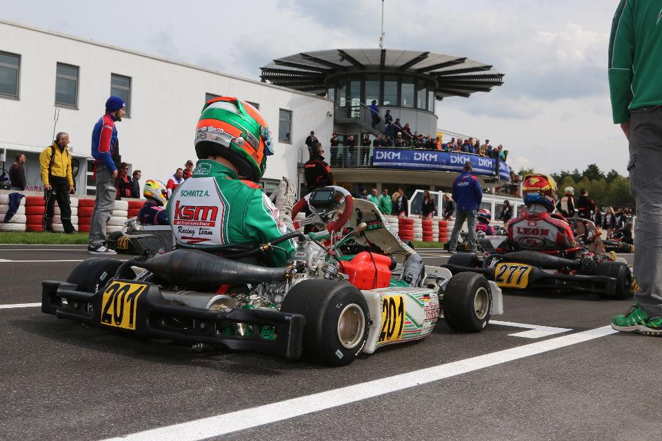 Alexander Schmitz verlässt KSM Schumacher Racing Team
