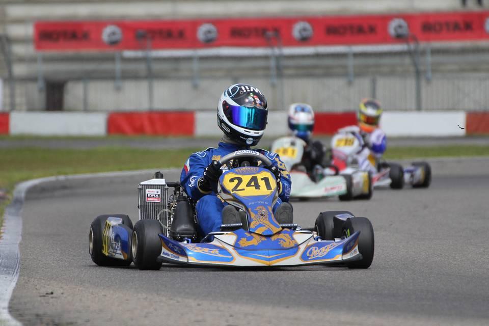 M-Tec Praga Racing: Durchweg solide Leistung in Genk