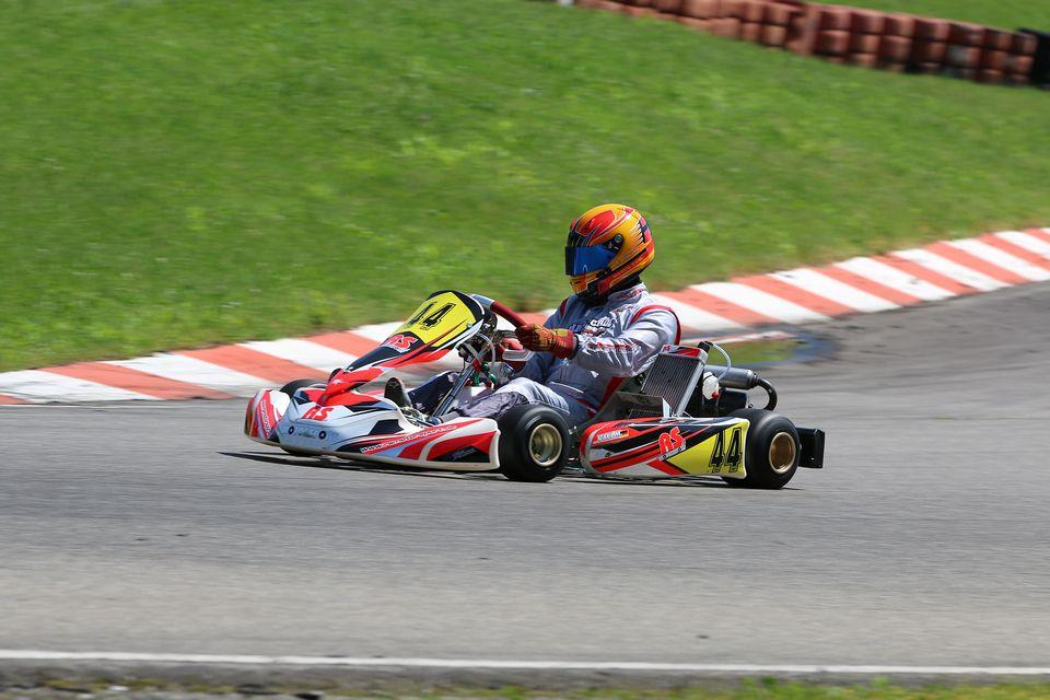 Marco Paul meldet sich im ADAC Kart Masters zurück