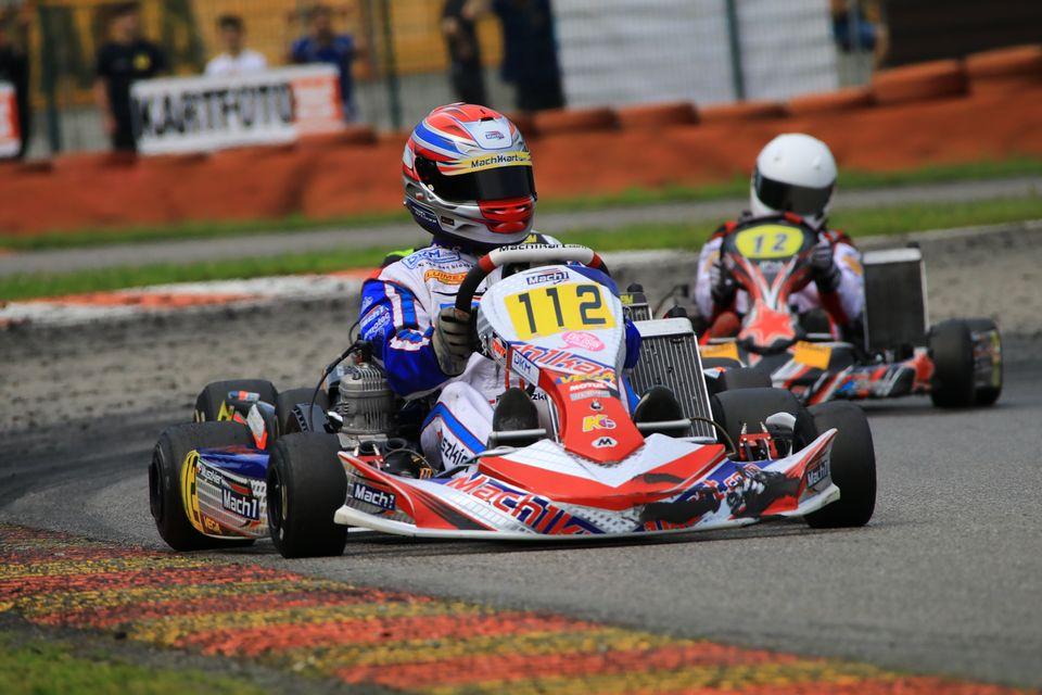 Mach1 Motorsport überzeugt in Ampfing