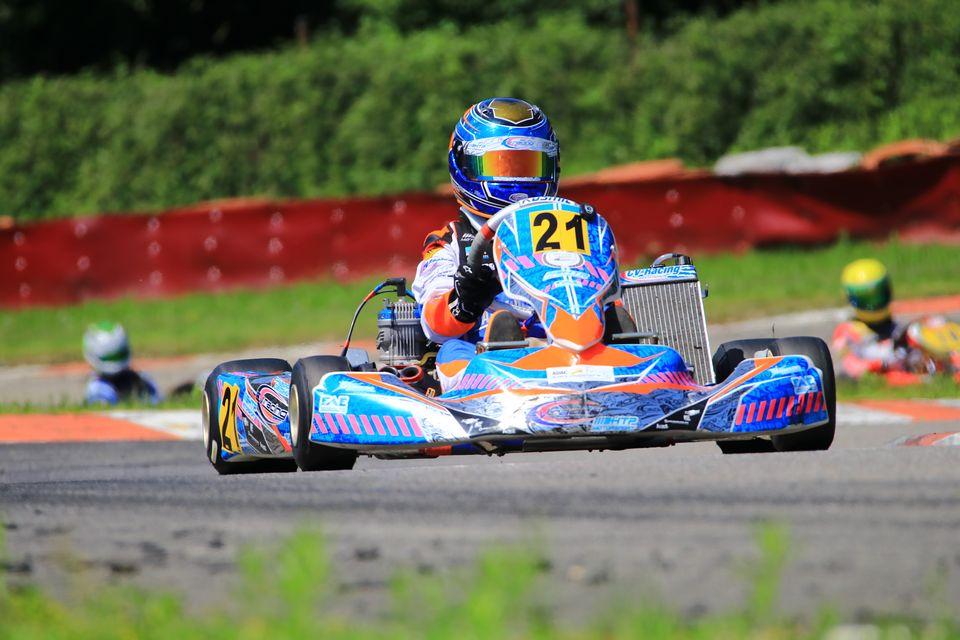 CV Racing by HTP in Ampfing vom Pech gestoppt