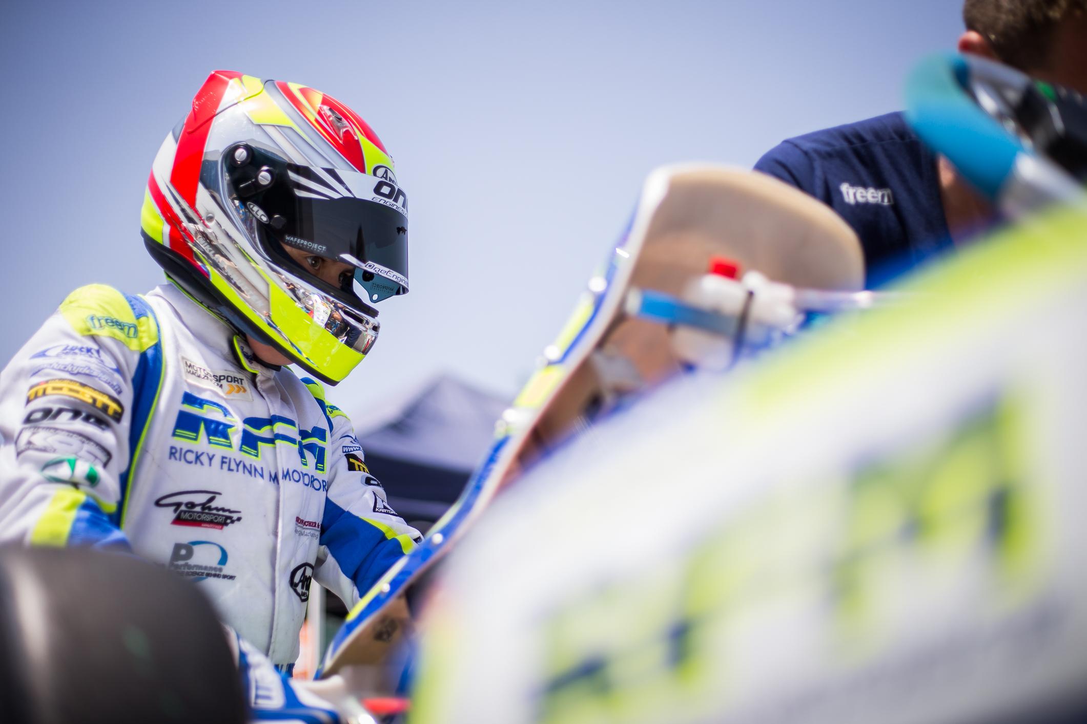 Niklas Krütten mit beeindruckendem Speed und Pech bei EM in Portugal