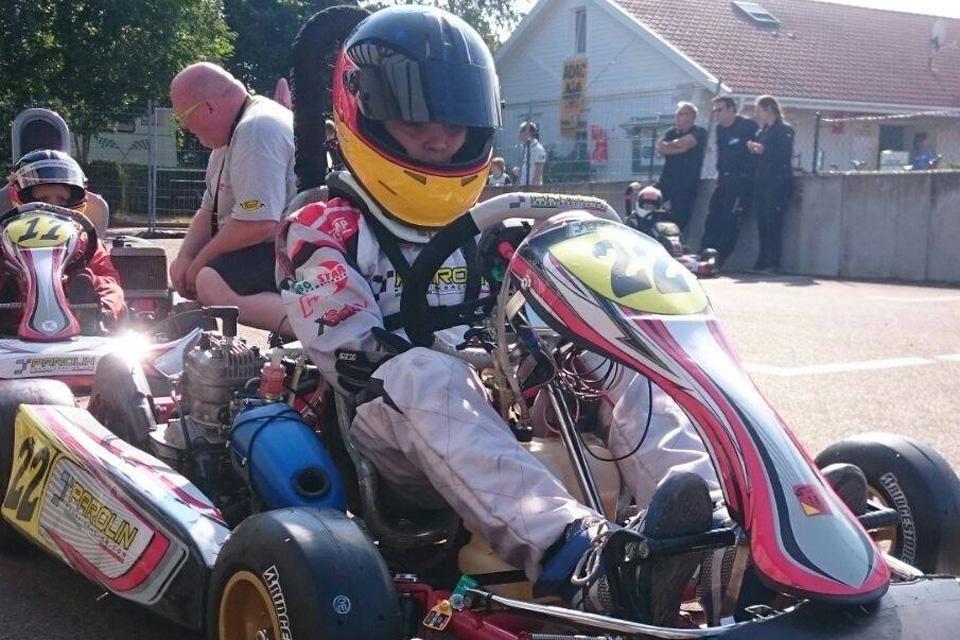Meier-Motorsport Bambini mit Podium in Templin
