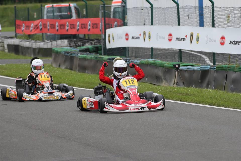 Solgat Motorsport überzeugt auch in Hahn