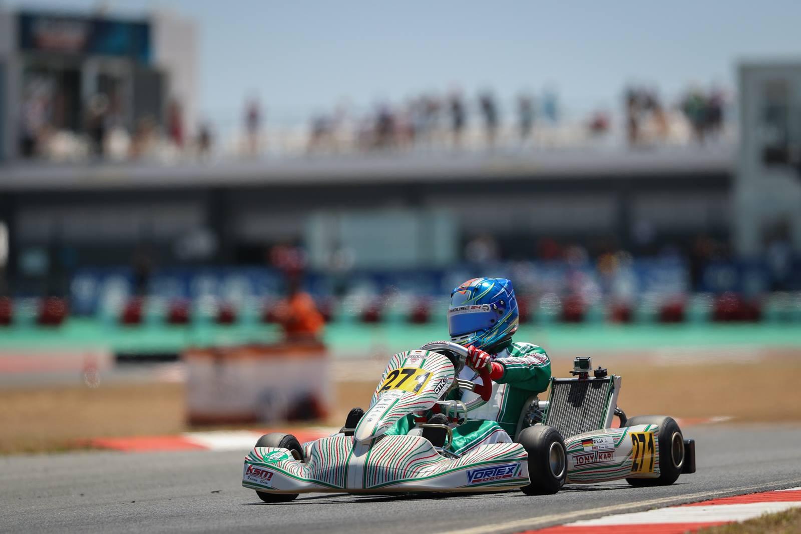 KSM-Piloten in den Top-20 bei der Europameisterschaft