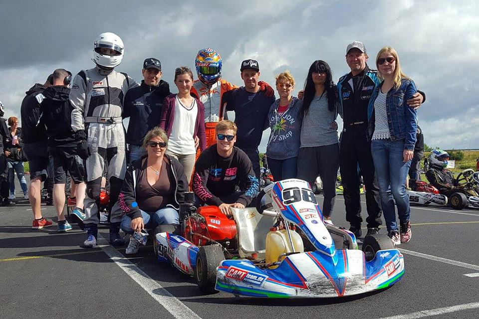 CARTteam.de by KartArena Ingolstadt holt sich Beba Cup Sieg in Cheb/CZ
