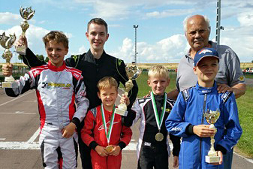 Siegreiches Wochenende für Meier-Motorsport Piloten