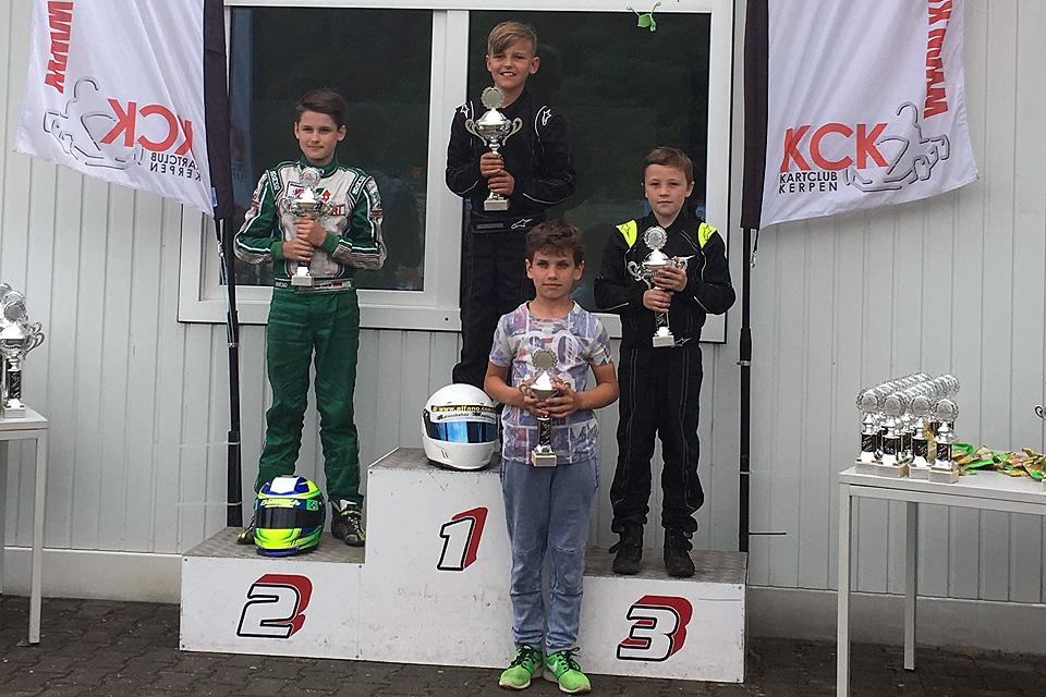 RMW motorsport beendet Sommercup mit Podestplatz
