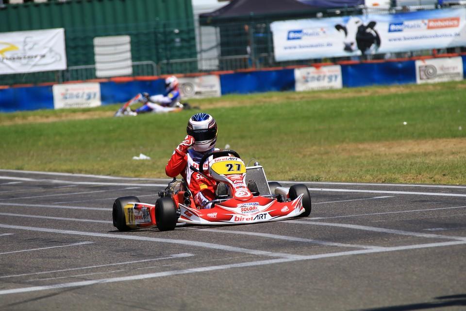 Solgat Motorsport feiert Schaltkart-Sieg in Kerpen