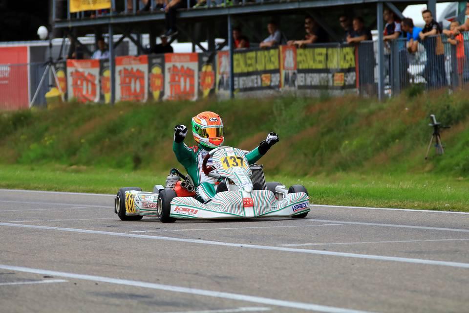 KSM Schumacher Racing Team siegt in Genk